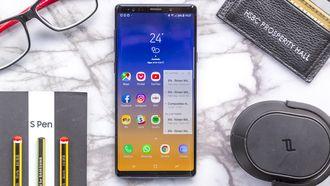 Samsung Galaxy Note 9 review uitgelicht