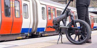 Gocycle elektrische vouwfiets