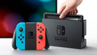 Joycons Nintendo Switch