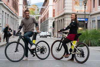 WhaTT for now e-bike