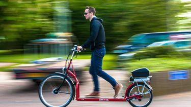 Lopifit loopband elektrische fiets