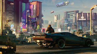 Cyberpunk 2077 PlayStation 5