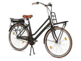 elektrische stadsfiets e-bike Lidl damesmodel