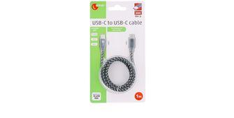 USB-C oplaadkabel Action