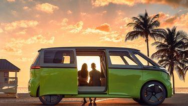 Volkswagen elektrische auto