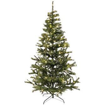 Kerstboom met verlichting Action