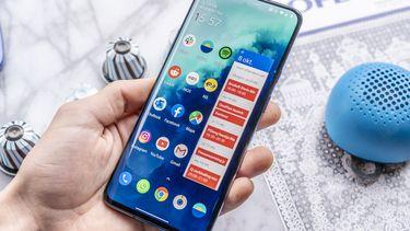 OnePlus 7T Pro werkgeheugen