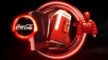 Eerste Coca Cola NFT veiling
