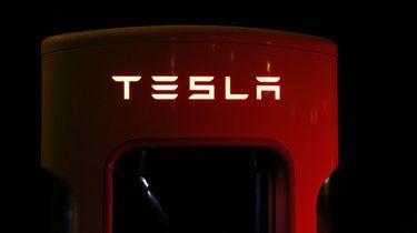 Tesla oplaadpunt