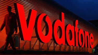 Vodafone Logo 5G