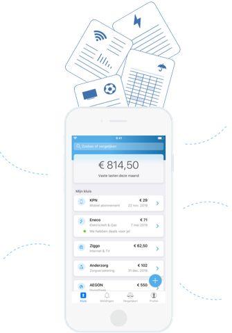 Geld besparen met de Bencompare app