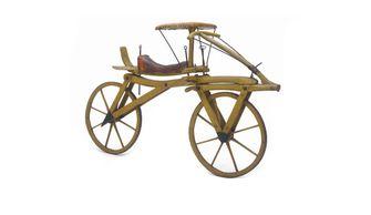 Draisine Karl Dreis fiets