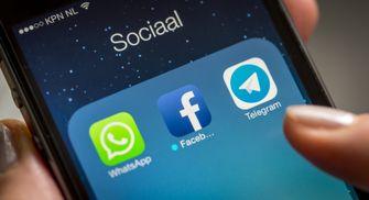 Telegram WhatsApp Facebook