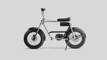 Elektrische fiets e-brommer