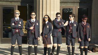 Netflix Umbrella Academy