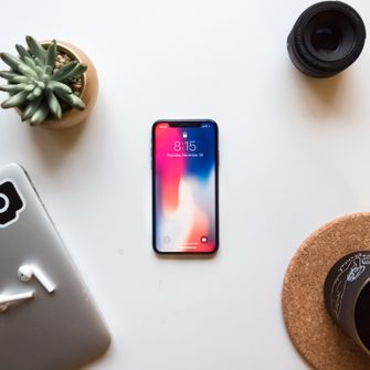 iPhone X simlockvrij deal korting