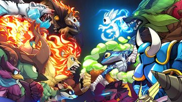 Rivals of Aether Gamer