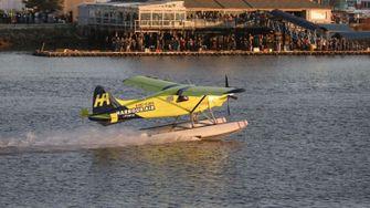 elektrisch vliegtuig seaplane