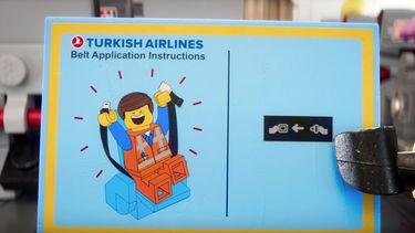 LEGO Movie Turkish Airlines