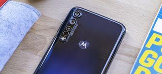 Motorola Moto G8 Plus review camera