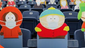 South Park Denver Broncos