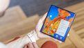 Huawei Mate Xs review gebruik tablet