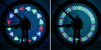 LED-lamp fiets AliExpress