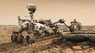 Mars Preseverance NASA