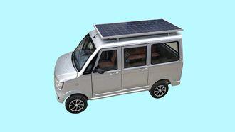 Elektrische auto Alibaba