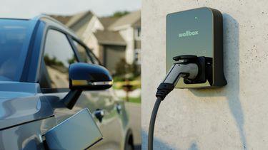 Wallbox laadstation elektrische auto