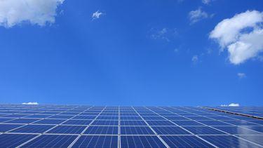 Zonne-energie zonnepanelen