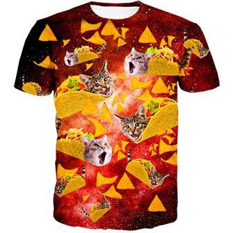 Shirt katten AliExpress
