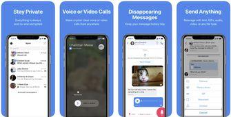 Whatsapp alternatief