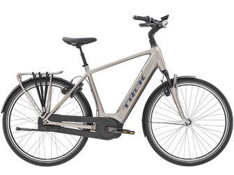 Trek District+ 7 2020 elektrische fiets belt drive