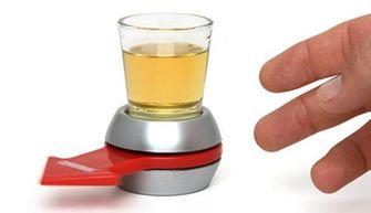 Shotglas borrelglas