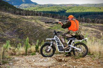UBCO 2 x 2 elektrische motorfiets