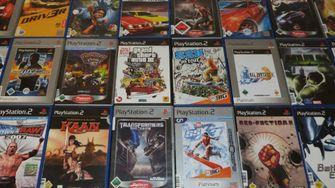 PlayStation 2-games