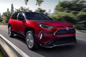 Toyota elektrische auto