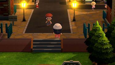 Pokémon Brilliant Diamond en Pokémon Shining Pearl
