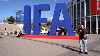 IFA 2019 ingang logo