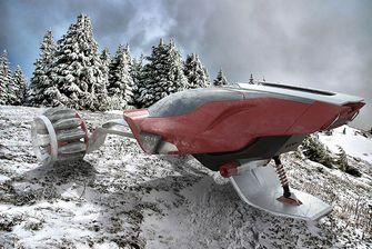 RDSV sneeuwscooter