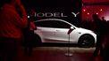 Tesla Model Y onthulling