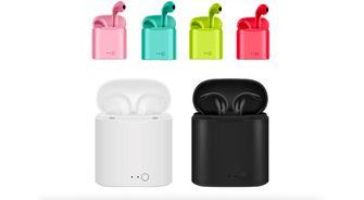 Bluetooth oordopjes kleur
