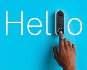 Nest Hello deurbel