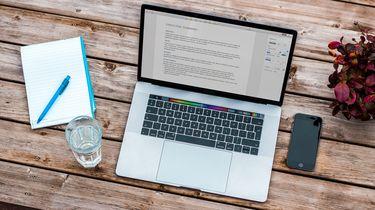 Apple MacBook toetsenbord