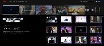 Black Mirror: Bandersnatch op Netflix
