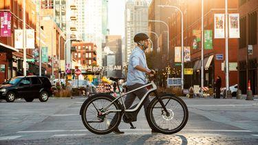 Serial 1 elektrische fiets