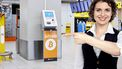 cryptocurrency automaat Schiphol