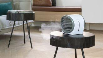 turbo bureau aircooler mini airco aurconditioner
