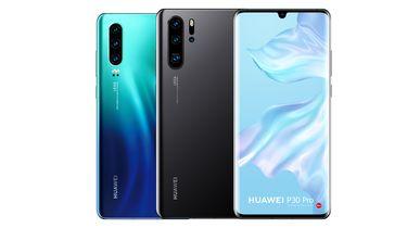 Huawei P30 en P30 Pro